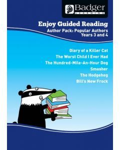 Enjoy Guided Reading Famous Authors Teacher Book & CD