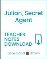 Enjoy Guided Reading: Julian, Secret Agent Teacher Notes