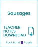 Enjoy Guided Reading: Sausages Teacher Notes