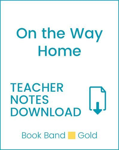 Enjoy Guided Reading: On The Way Home Teacher Notes