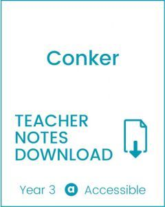 Enjoy Guided Reading: Conker Teacher Notes