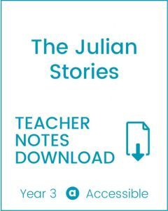 Enjoy Guided Reading: The Julian Stories Teacher Notes
