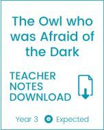 Enjoy Guided Reading: The Owl Who Was Afraid of the Dark Teacher Notes