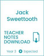Enjoy Guided Reading: Jack Sweettooth Teacher Notes