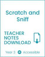Enjoy Guided Reading: Scratch and Sniff Teacher Notes
