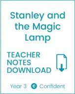 Enjoy Guided Reading: Stanley and the Magic Lamp Teacher Notes