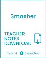 Enjoy Guided Reading: Smasher Teacher Notes