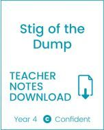 Enjoy Guided Reading: Stig of the Dump Teacher Notes
