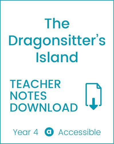 Enjoy Guided Reading: The Dragonsitter's Island Teacher Notes