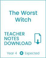 Enjoy Guided Reading: The Worst Witch Teacher Notes