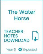Enjoy Guided Reading: The Water Horse Teacher Notes