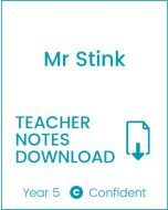 Enjoy Guided Reading: Mr Stink Teacher Notes