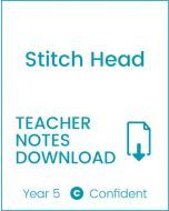 Enjoy Guided Reading: Stitch Head Teacher Notes