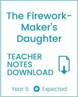 Enjoy Guided Reading: The Firework-Maker's Daughter Teacher Notes