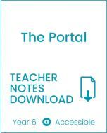 Enjoy Guided Reading: The Portal Teacher Notes