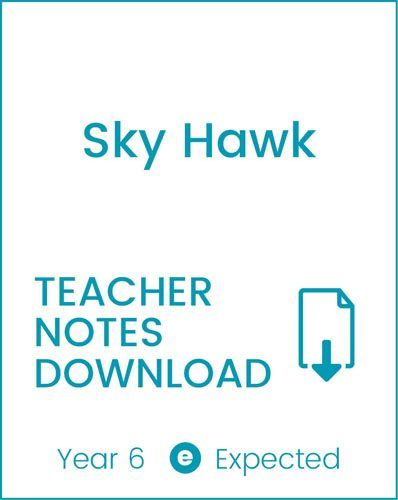 Enjoy Guided Reading: Sky Hawk Teacher Notes