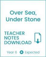 Enjoy Guided Reading: Over Sea, Under Stone Teacher Notes
