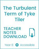 Enjoy Guided Reading: The Turbulent Term of Tyke Tiler Teacher Notes