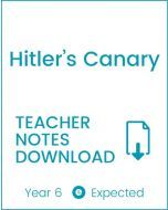 Enjoy Guided Reading: Hitler's Canary Teacher Notes