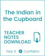 Enjoy Guided Reading: The Indian in the Cupboard Teacher Notes