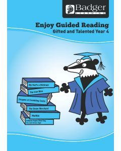 Enjoy Guided Reading Gifted & Talented Year 4 Teacher Book & CD