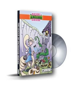 The League of Enchanted Heroes - eBook PDF CD