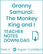 Enjoy Guided Reading: Granny Samurai, the Monkey King and I Teacher Notes