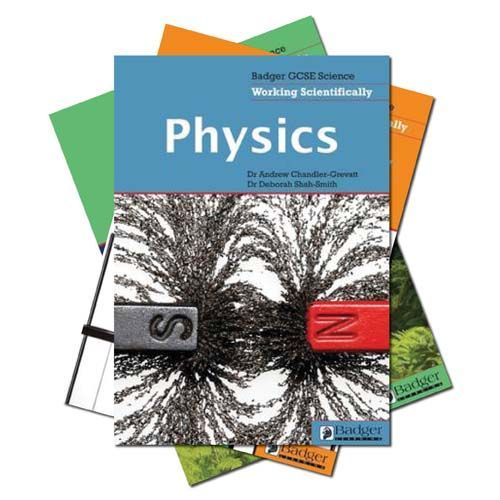 GCSE Working Scientifically: All three books + CDs