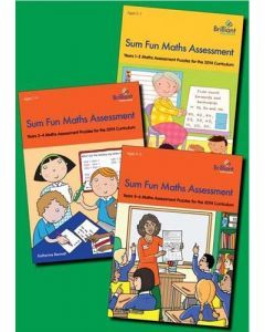 Sum Fun Maths: all 3 Teacher Books
