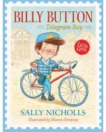 Billy Button, Telegram Boy - Pack of 6