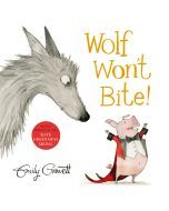 Wolf Won't Bite - Pack of 6