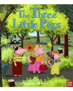 The Three Little Pigs - Pack of 6