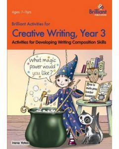 Brilliant Activities for Creative Writing Year 3