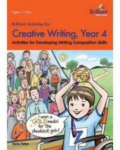 Brilliant Activities for Creative Writing Year 4