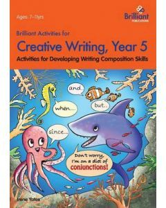 Brilliant Activities for Creative Writing Year 5