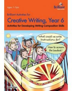 Brilliant Activities for Creative Writing Year 6