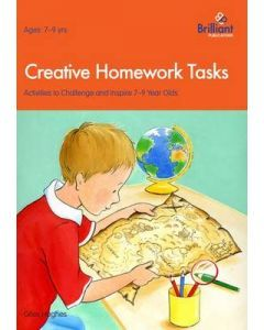 Creative Homework Tasks Age 7-9