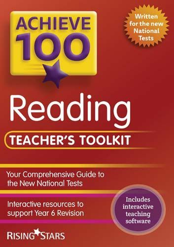 Achieve 100 Reading - Teacher's Toolkit including Whiteboard Lessons