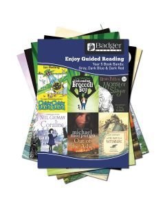 Enjoy Guided Reading KS2 Book Bands: Year 5 Grey, Dark Blue & Dark Red Complete Pack