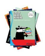 Enjoy Guided Reading Exploring Different Text Types for Years 5 & 6 Complete Pack