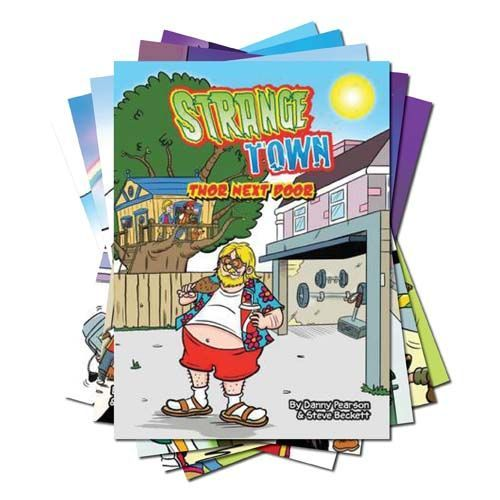 Strange Town - Readers Pack