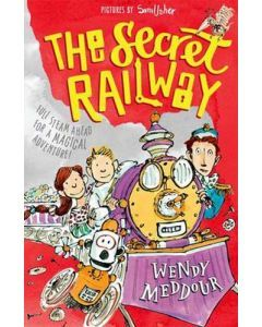 The Secret Railway - Pack of 6