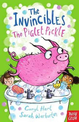 The Invincibles: The Piglet Pickle - Pack of 6