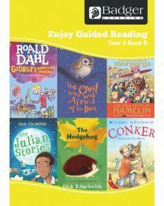 Enjoy Guided Reading Year 3 Book B Teacher Book & CD
