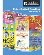 Enjoy Guided Reading Year 4 Book A Teacher Book & CD