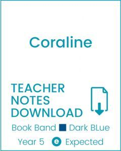Enjoy Guided Reading: Coraline Teacher Notes