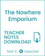 Enjoy Guided Reading: The Nowhere Emporium Teacher Notes