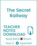 Enjoy Guided Reading: The Secret Railway Teacher Notes