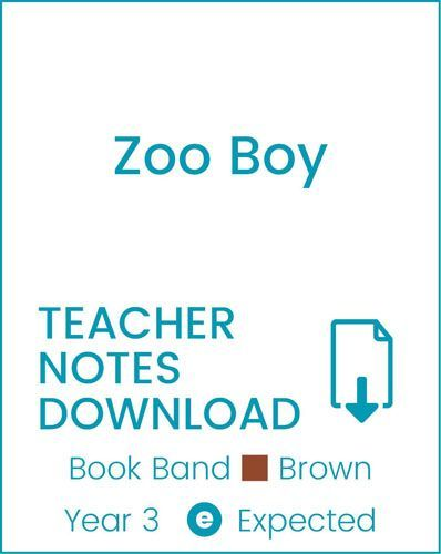 Enjoy Guided Reading: Zoo Boy Teacher Notes