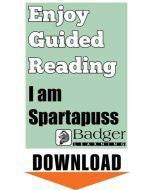 Enjoy Guided Reading: I am Spartapuss Teacher Notes